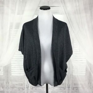 Lucy Yoga Shrug Cover Up